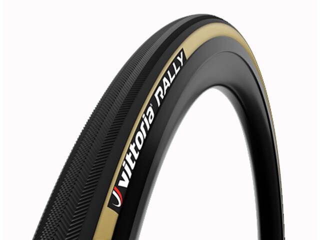 Vittoria Rally Tubular Tyre 700x25C, negro/beige